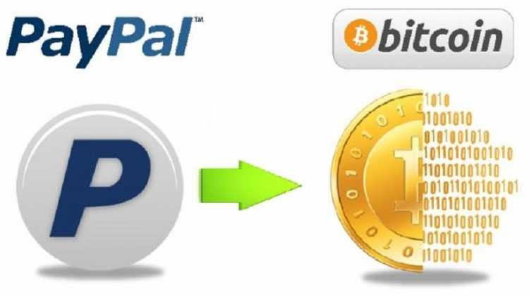 I exchange your Paypal for BTC
