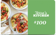 Terra's Kitchen Gift Cards $100