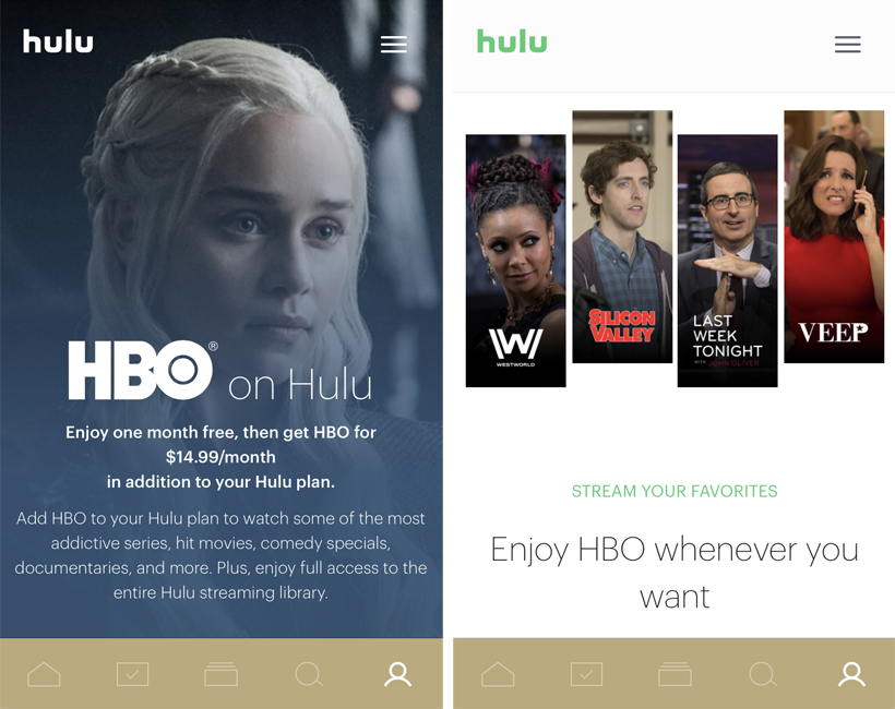 Hulu + HBO + Extra [INSTANT DELIVERY]