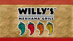 50$ Willy's Mexicana Grill e-Gift