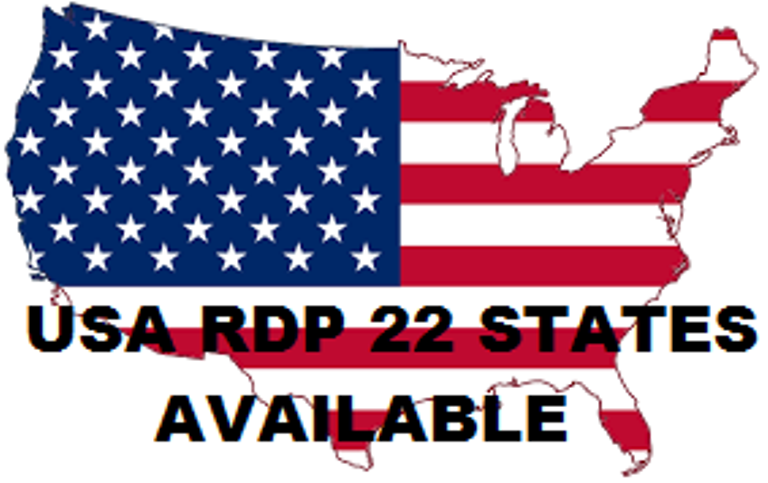 Latest USA RDP 22 different state available monthly.