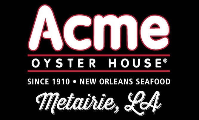 Acme Oyster House Gift Card $50