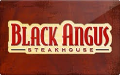 Black Angus Steakhouse Gift Card $50
