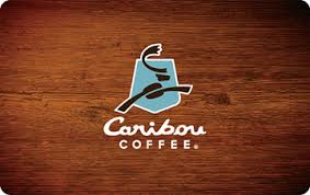 Caribou Coffee Gift Card $25