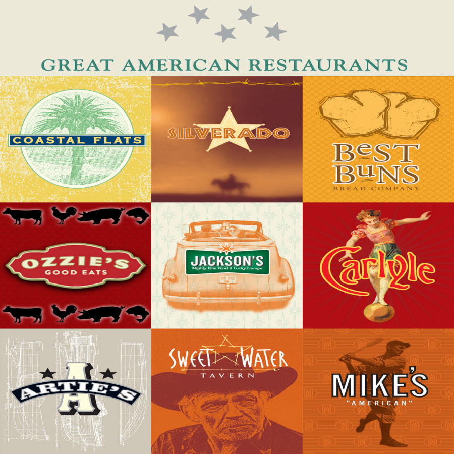 $50.00 Great American Restaurants (smaller amount)