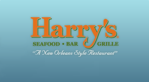 Harrys Seafood Bar & Grill Gift Card $25