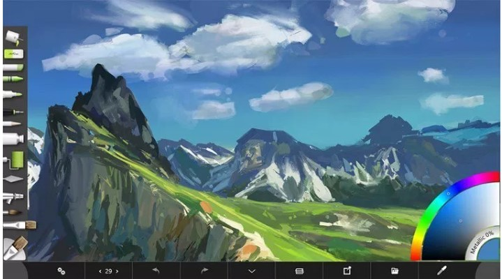Ambient Design ArtRage 6.0.7 Windows or  5.0.8 macOS