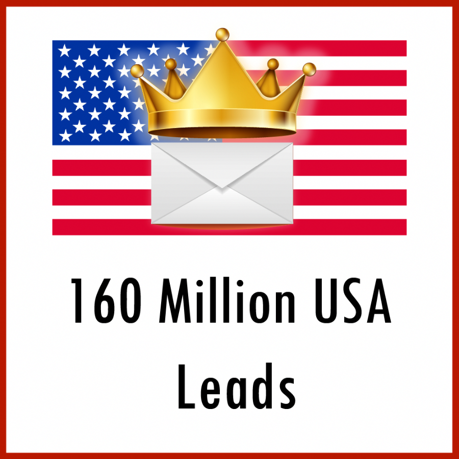 160 million USA leads