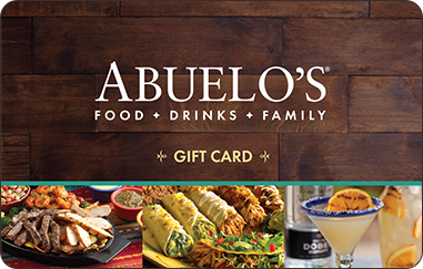 Abuelo's $100 (Instant Delivery)
