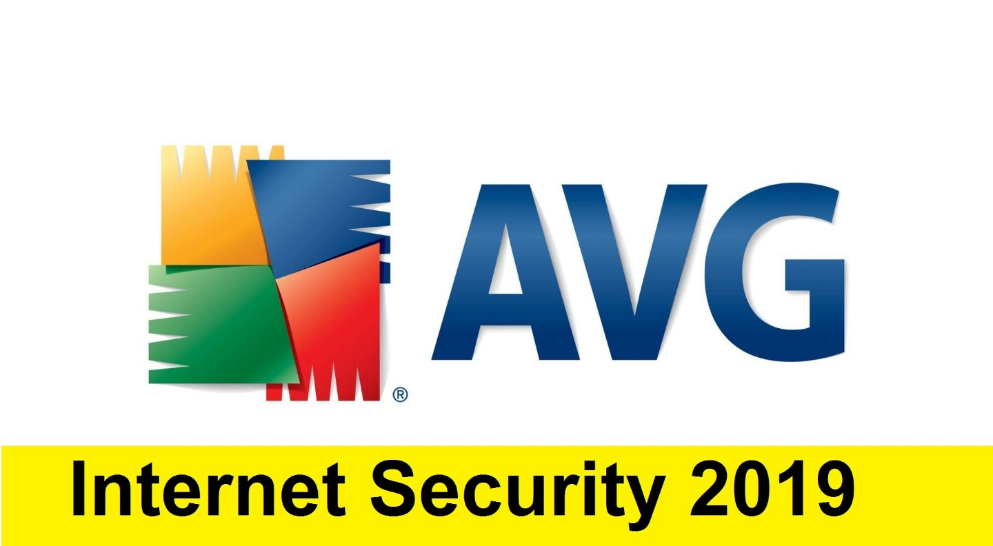 Avg internet security 2019 for 1 Year