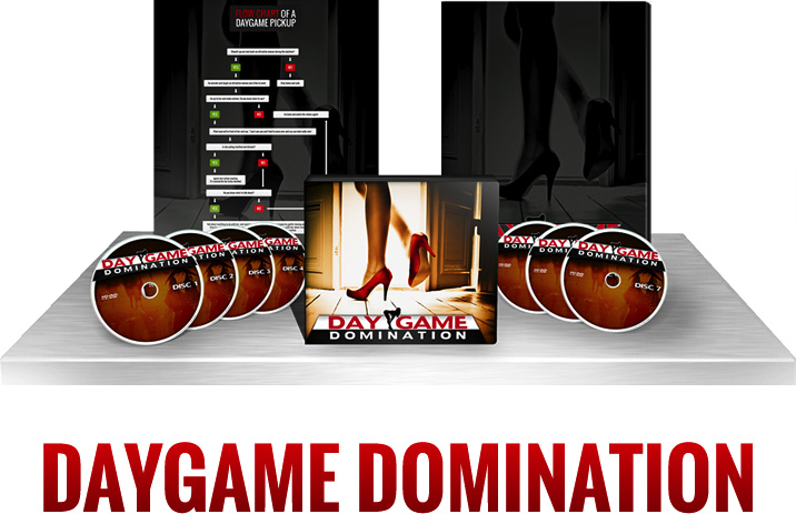 DayGame Domination | Yad