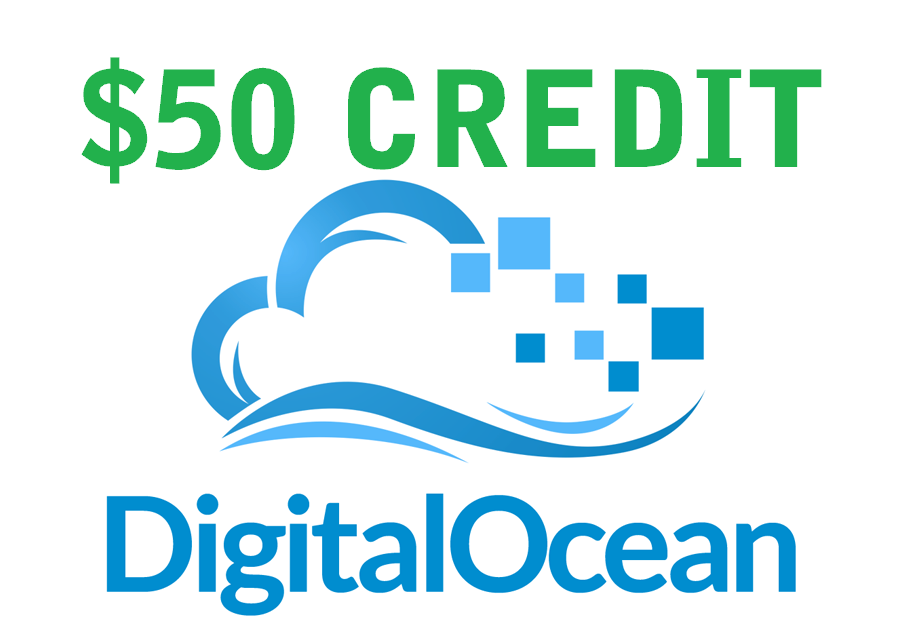 Digital Ocean $50 Credit Code