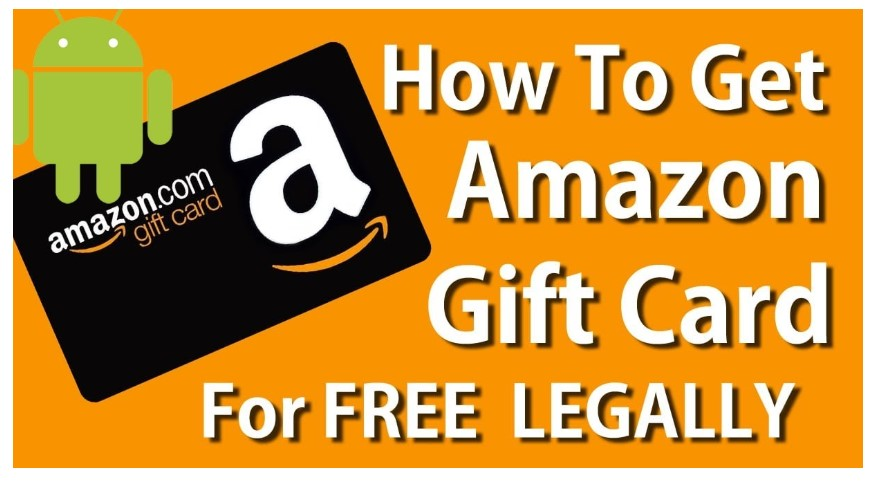 How to get free Amazon Giftcards [Working 2019]