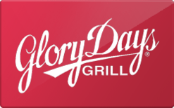 Glory Days Grill Gift Card $50