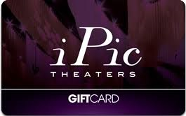 iPic Theaters Gift Card $50