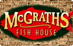 McGrath Fish House Gift Card $50