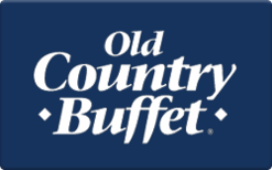 Old Country Buffet Gift Card $25