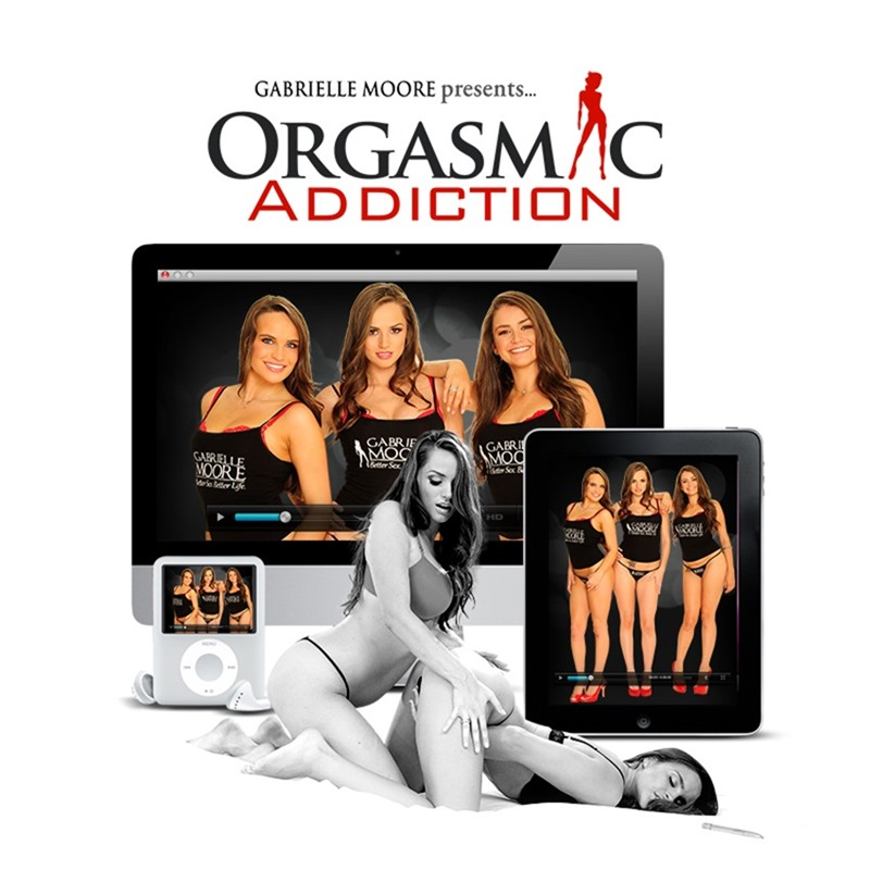 Orgasmic Addiction | Gabrielle Moore ($97)