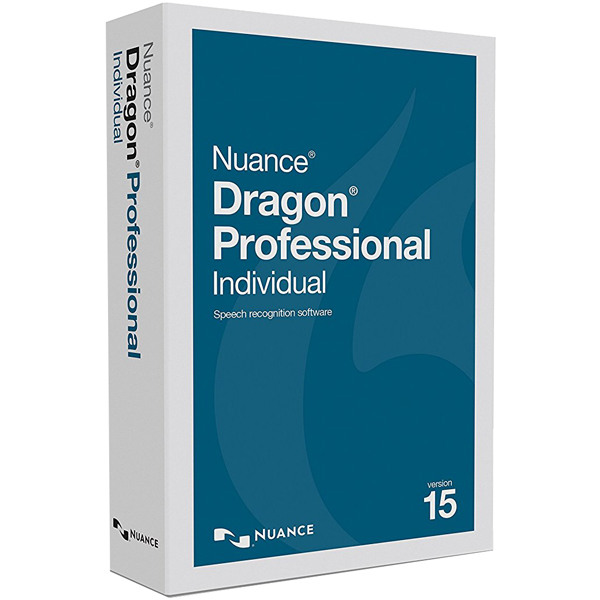 Nuance Dragon Professional Individual V 15.0 2 PC 2 Key