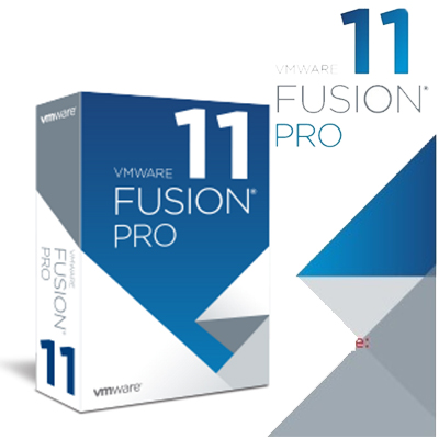 Vmware FUSION 11 PRO Mac Digital Download Only 4 PCs