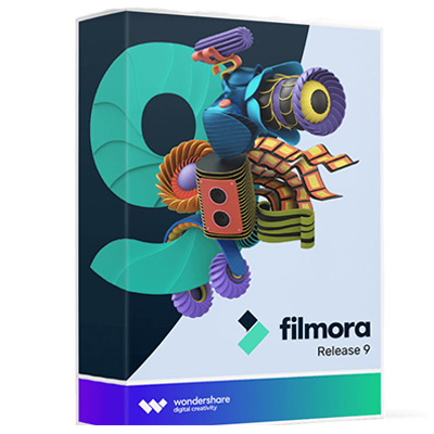 Wondershare Filmora 9 / 64 bit ✅ Lifetime License Key