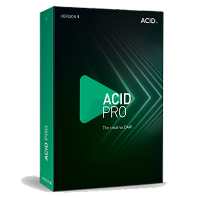 MAGIX ACID PRO 9 Windows 64 Bit Official License