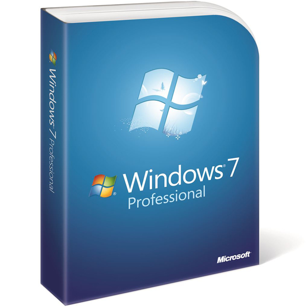 Windows 7 Professional SP1 64BIT/32BIT
