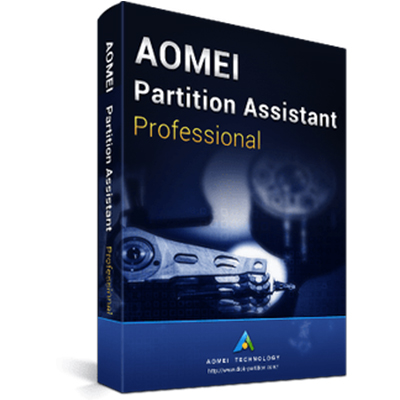 AOMEI Partition Assistant Professional 8.2