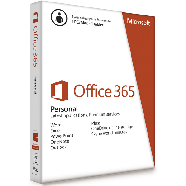 Microsoft Office 365 ProPlus Lifetime Account | 5 Devic