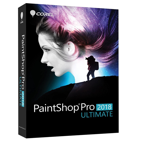 Corel PaintShop Pro 2018 Ultimate Photo