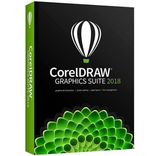 CorelDRAW Graphics Suite 2018 for PC Download
