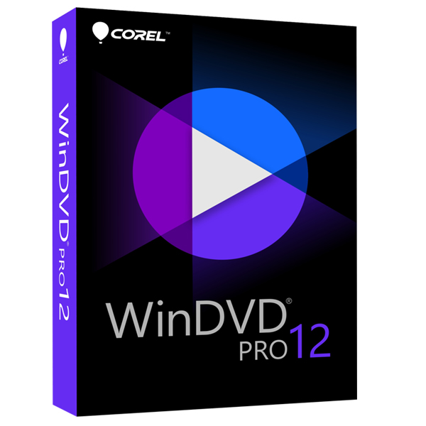 COREL WINDVD PRO 12 License 4 PCs