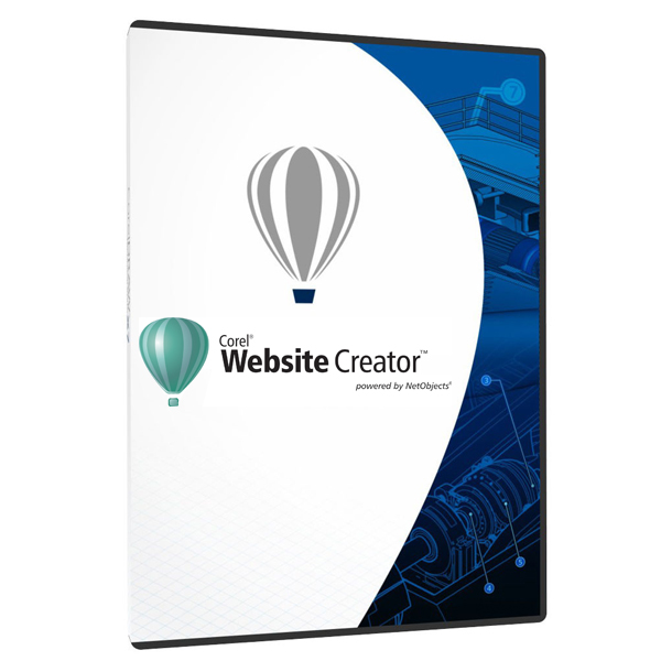 Corel Website Creator V15.5