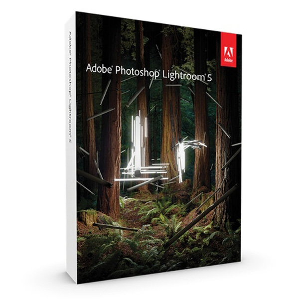 Adobe Photoshop Lightroom 5.7 Multilingual 5 PCs Wind