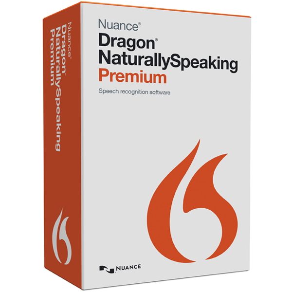 Dragon Naturally Speaking 13 Premium for PC English