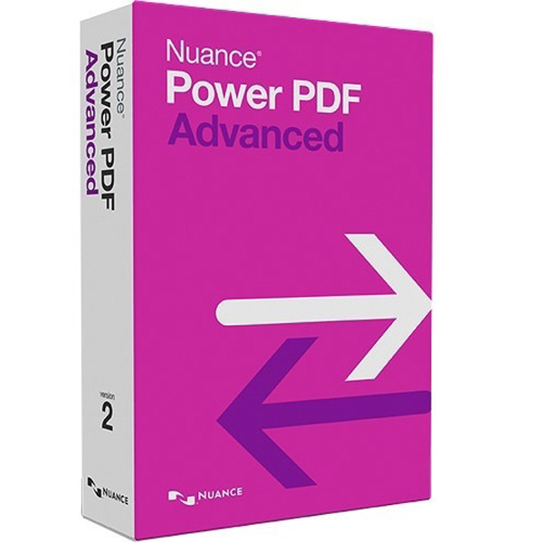 Nuance Power PDF Advanced 2.1 One PC 1 Key