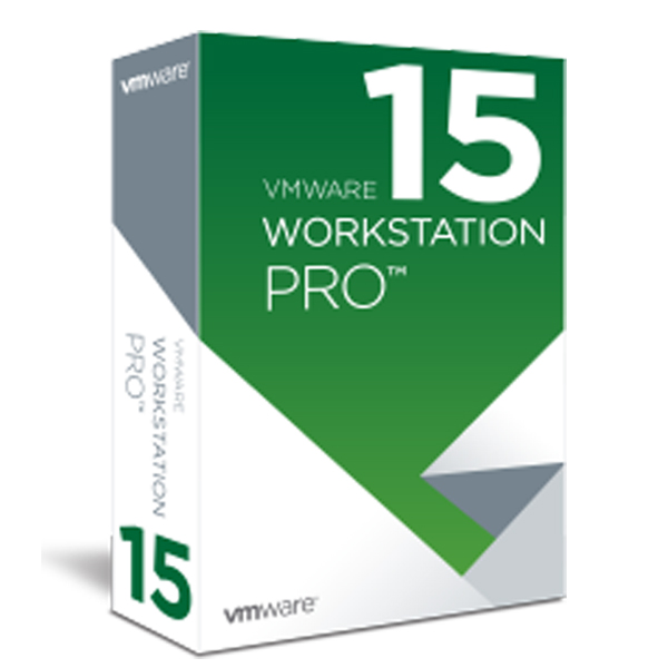 VMware Workstation 15 Pro for Windows digital download