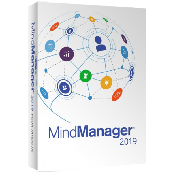 Mindjet Mindmanager 2019 Digital Download
