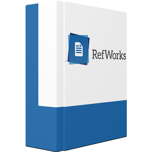 Refworks Account For one year