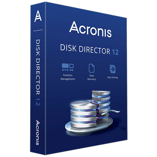 Acronis Disk Director 12 - Lifetime License Key