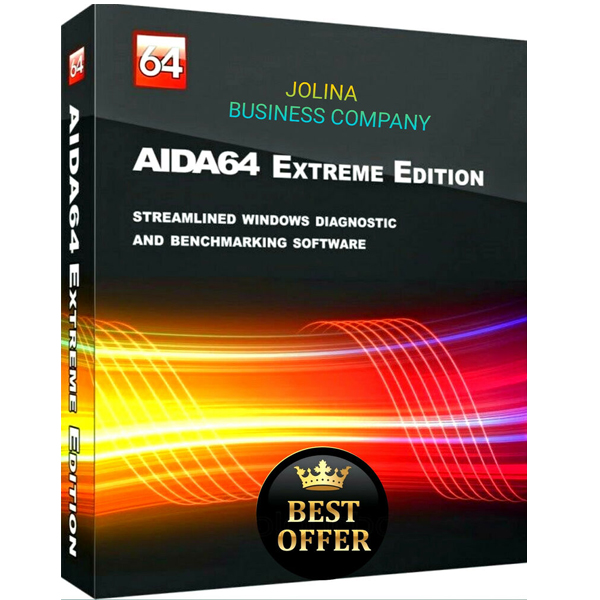 AIDA64 Extreme LifeTime License 1 PC