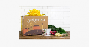 Sun Basket 300$ gift card | Food Delivery