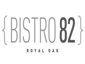 Bistro 82 Gift Card $100