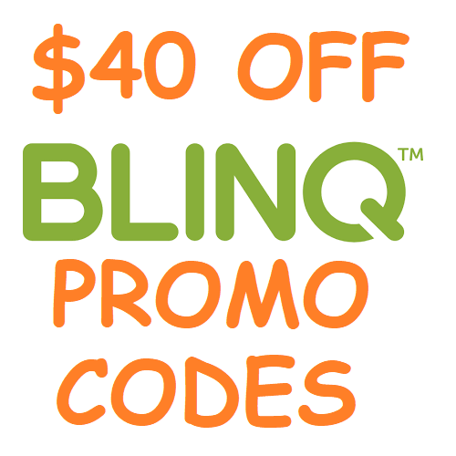 Blinq $40 Saving Promo Code Discount Coupons