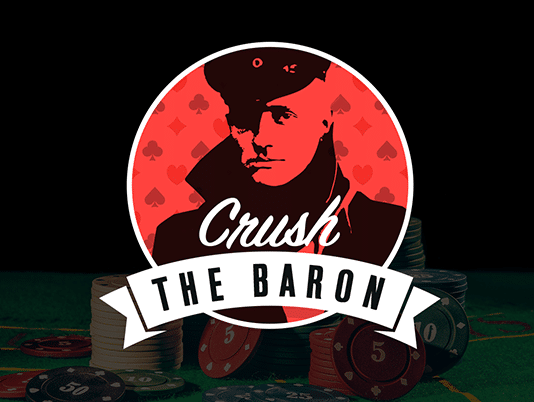 Crush the red baron Upswing Poker