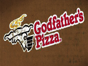 Godfathers Pizza Gift Card $25 (instant)