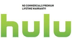HULU PREMIUM + NO COMMERCIALS