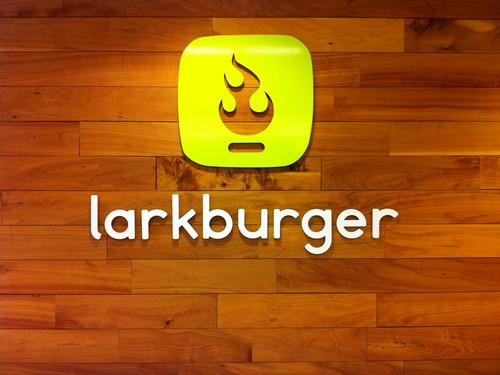 Lark Burger Gift Card $25