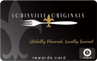 Louisville Original Gift Card $100 (instant)