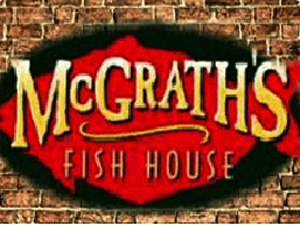McGrath Fish House Gift Card $100 (instant)